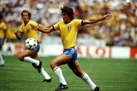 Zico The Greatest Players Who Never Won the World Cup
