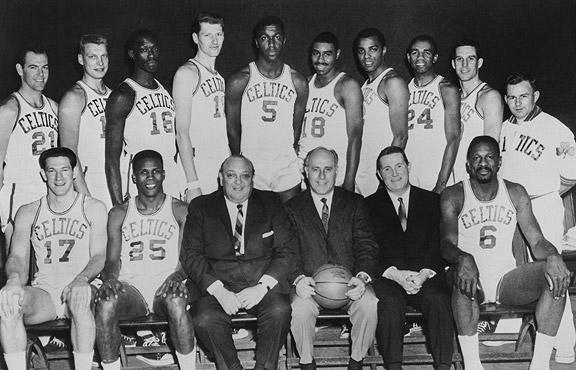 1966 Boston Celtics