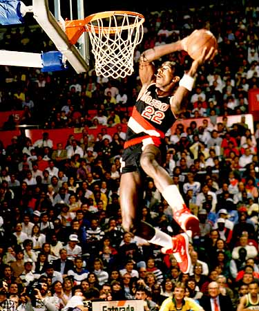 Clyde Drexler Top Ten NBA Steals Leaders of All Time