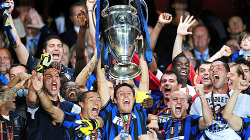 Inter Win Champions League