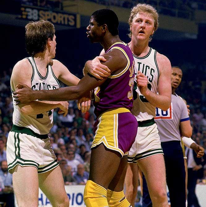 NBA Finals 1985