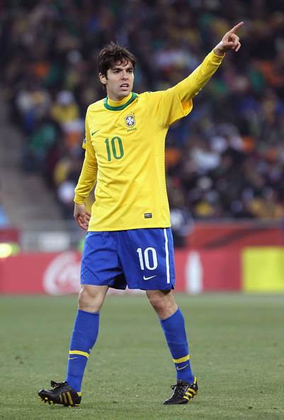 Kaka1 2010 World Cup Knockout Stage   Six Players Who Need to Step Up