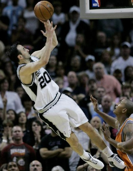 Manu Ginobili Best NBA Draft Steals of the Last 20 Years