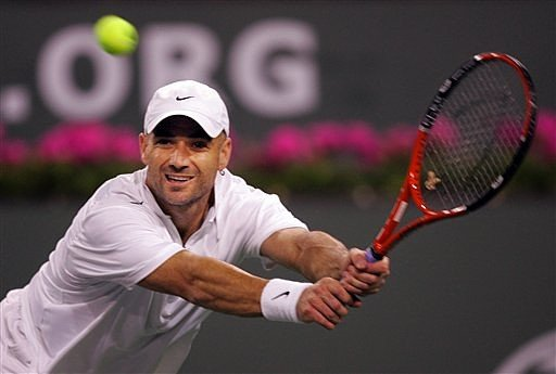 Andre Agassi1 Most Grand Slam Titles in Mens Tennis