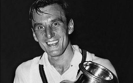 Fred Perry Most Grand Slam Titles in Mens Tennis