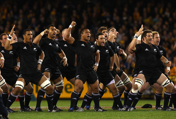 Haka Best Photos From New Zealand's 49 28 Win Over Australia in the Tri Nations
