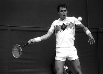 Ivan Lendl Most Grand Slam Titles in Mens Tennis