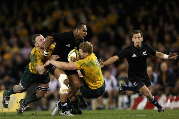 Josevata Rokocoko Best Photos From New Zealand's 49 28 Win Over Australia in the Tri Nations
