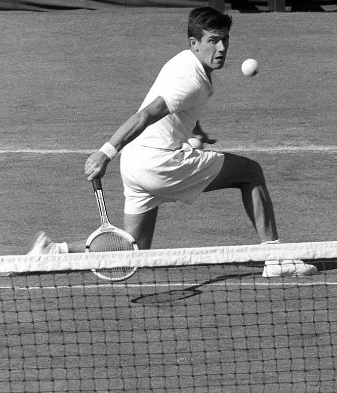 Ken Rosewall Most Grand Slam Titles in Mens Tennis