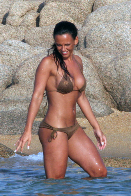 Nereida Gallardo Summer Edition – WAGS in Bikinis