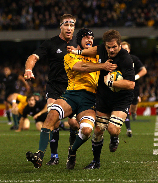 Richie McCaw Best Photos From New Zealand's 49 28 Win Over Australia in the Tri Nations