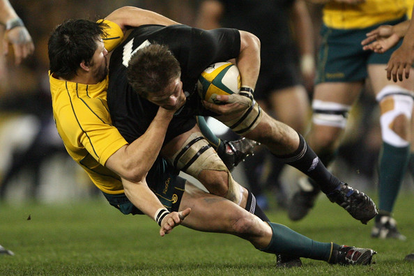 Richie McCaw1 Best Photos From New Zealand's 49 28 Win Over Australia in the Tri Nations