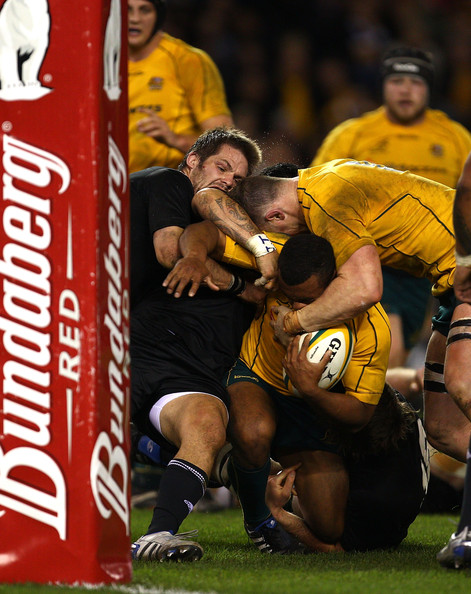 Richie McCaw2 Best Photos From New Zealand's 49 28 Win Over Australia in the Tri Nations