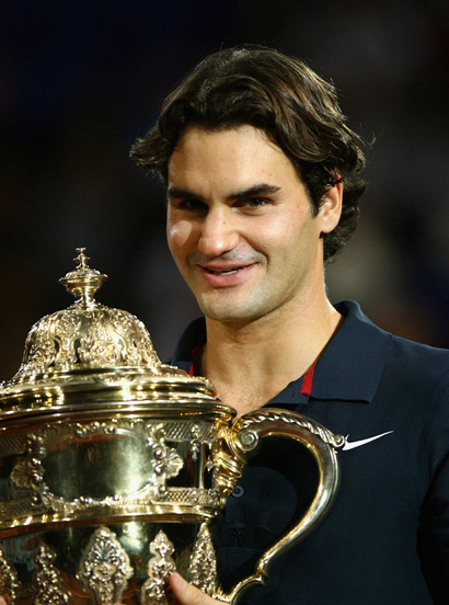 Roger Federer Most Grand Slam Titles in Mens Tennis