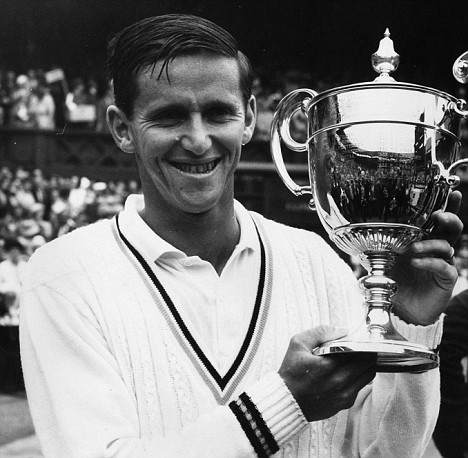 Roy Emerson Most Grand Slam Titles in Mens Tennis