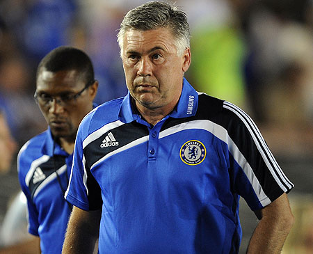 Carlo Ancelotti The 2010 2011 English Premiership Preview