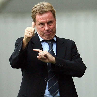 Harry Redknapp The 2010 2011 English Premiership Preview