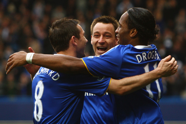 Lampard Terry Drogba1 The 2010 2011 English Premiership Preview