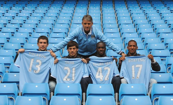 Man City Signings The 2010 2011 English Premiership Preview