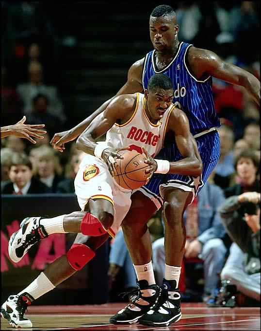 Shaq Olajuwon The Shaquille ONeal Story, So Far...