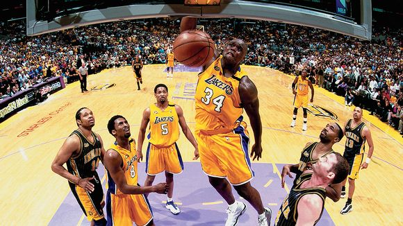 Shaquille ONeal1 The Shaquille ONeal Story, So Far...