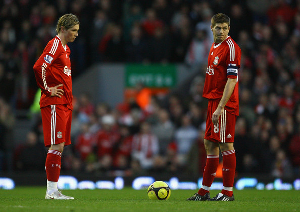 Torres Gerrard The 2010 2011 English Premiership Preview