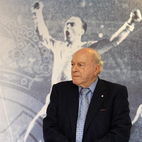 Alfredo di Stefano Top Ten Scorers in La Liga History