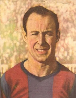 Cesar Rodriguez Alvarez Top Ten Scorers in La Liga History