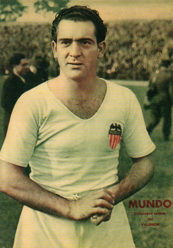 Edmundo Suarez Top Ten Scorers in La Liga History