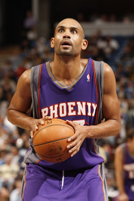 Grant Hill Top Ten Oldest Players In The NBA, Heading Into 2010 2011