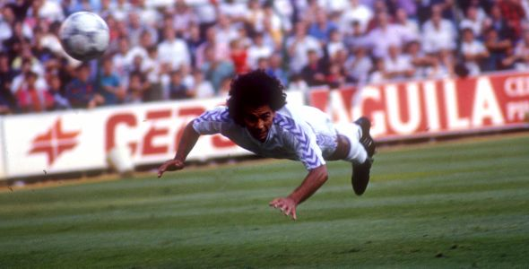 Hugo Sanchez Top Ten Scorers in La Liga History