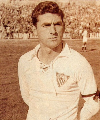 Juan Arza Top Ten Scorers in La Liga History