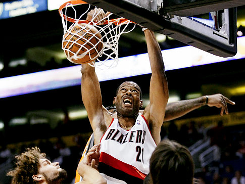 Marcus Camby Top Ten Oldest Players In The NBA, Heading Into 2010 2011