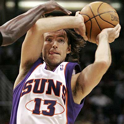 Steve Nash Top Ten Oldest Players In The NBA, Heading Into 2010 2011