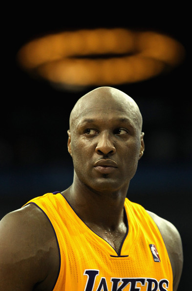 Lamar Odom Oh My God! Lamar Odom is An Angel!