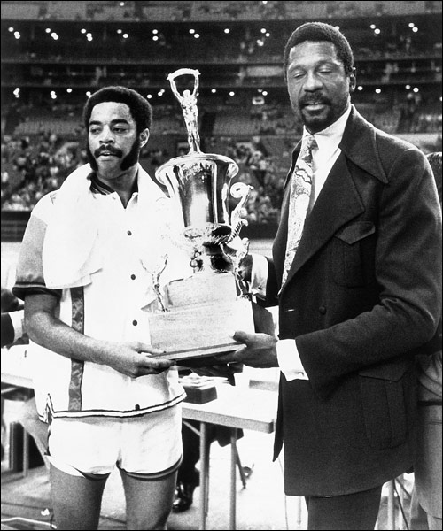 Walt Frazier The NBAs Top Ten Point Guards Of All Time
