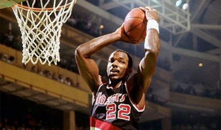 Clyde Drexler The NBAs Top Ten Shooting Guards of All Time