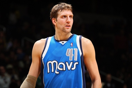 Dirk Nowitzki The NBAs Top Ten Power Forwards of All Time
