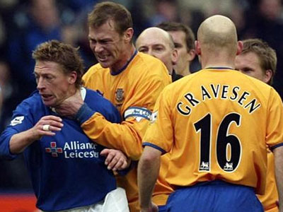 Duncan Ferguson The English Premierships Red Card Kings