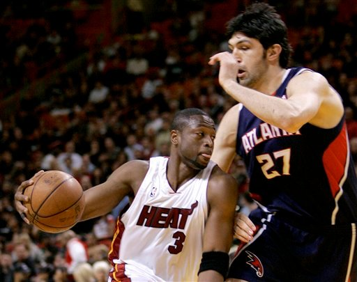 Dwyane Wade The NBAs Top Ten Shooting Guards of All Time