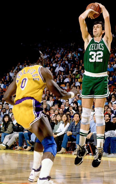 Kevin McHale The NBAs Top Ten Power Forwards of All Time