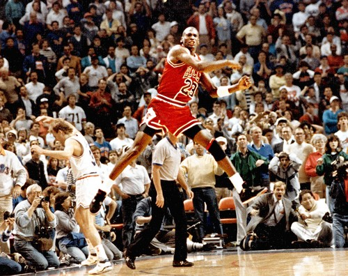 Michael Jordan The NBAs Top Ten Shooting Guards of All Time