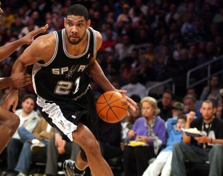 Tim Duncan1 The NBAs Top Ten Power Forwards of All Time