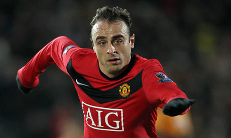 Dimitar Berbatov Top Scorers in Europes Top Leagues, December Edition