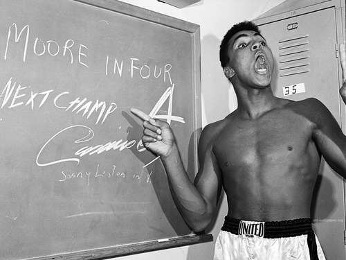 ALI, STILL THE GREATEST OF ALL TIME
