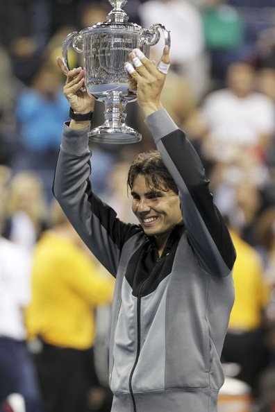 Rafael Nadal 2010 – Athletes of the Year