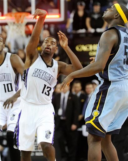 Tyreke Evans1 Kings Finally Win After Crazy Evans Buzzer Beater