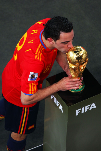 Xavi 2010 – Athletes of the Year