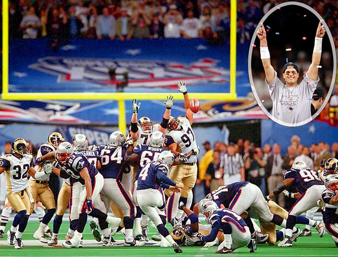 Aadm Vinateri Ranking the Last Ten Super Bowls