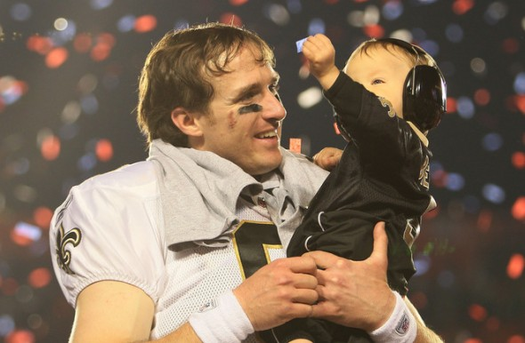 Drew Brees Ranking the Last Ten Super Bowls